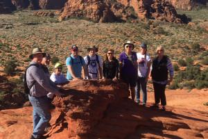 A Staff Walking Tour Adventure
