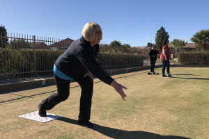 Lawn Bowls Staff Experience