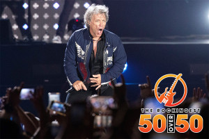 Jon Bon Jovi Wins Rockingest Title